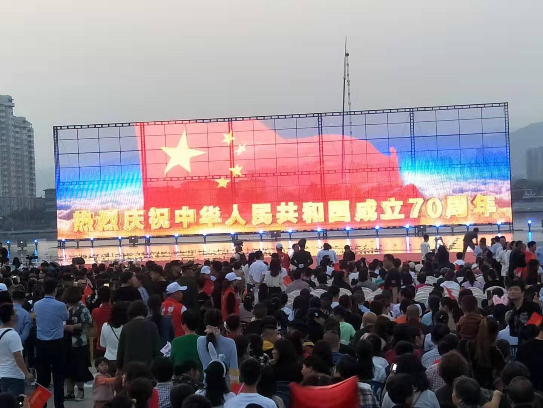 2019太原清徐国际焰火节,1600平米网格屏惊讶亮相,逾22万人围观!