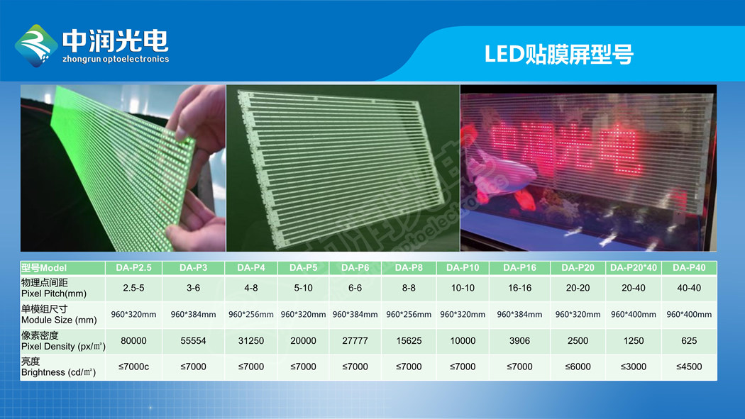 LED贴膜屏的未来发展方向是什么?LED贴膜屏的市场前景怎么样?