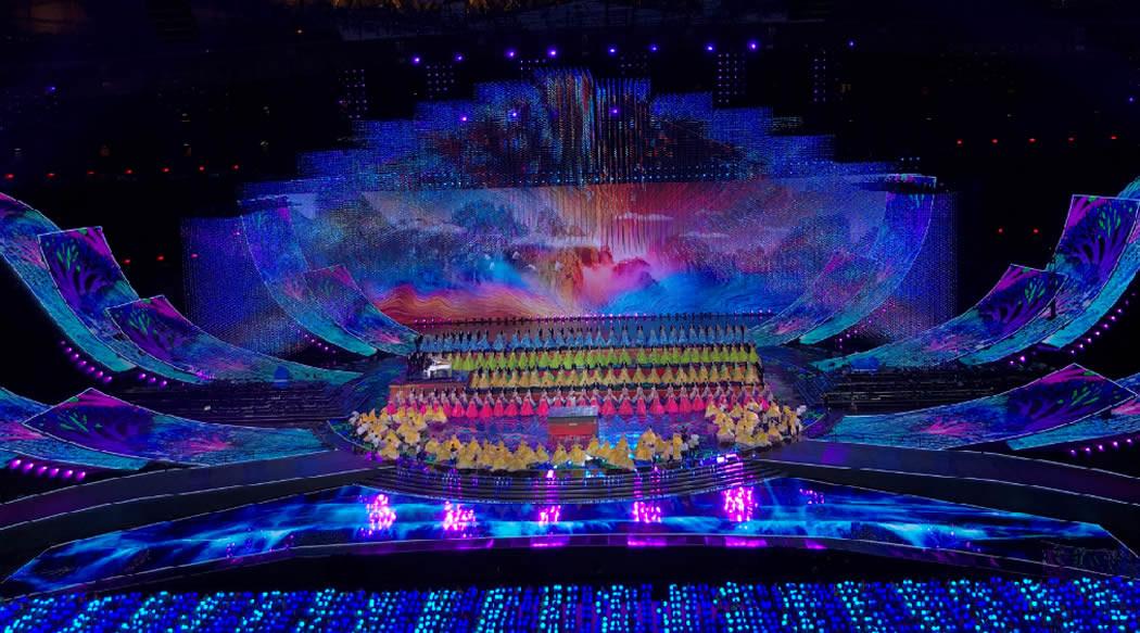 中润光电十大经典案例之《亚洲文化嘉年华》国家级案例