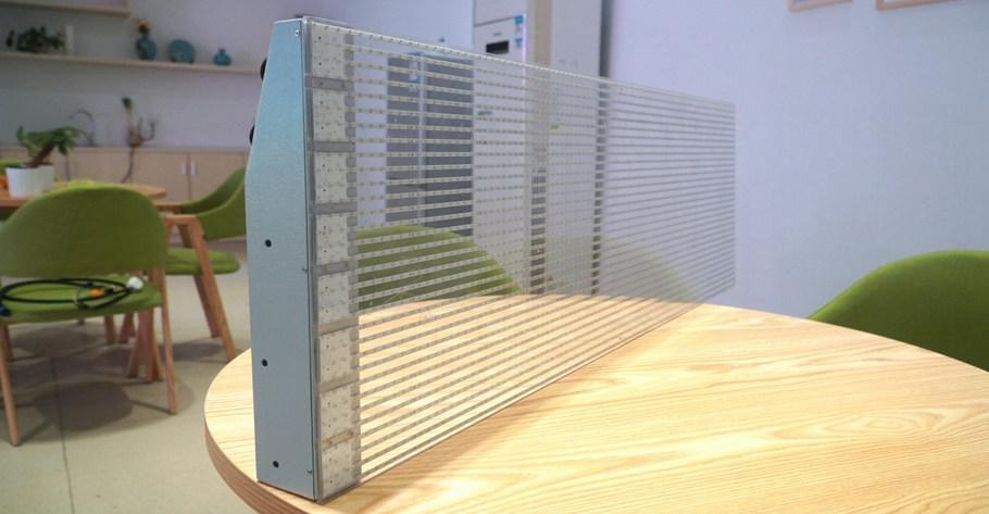 LED贴膜屏产品介绍,LED贴膜屏产品特点