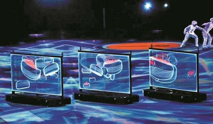 冰屏是什么意思?冰屏和LED透明屏是一样吗?