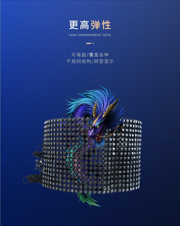 P40-LED网格屏