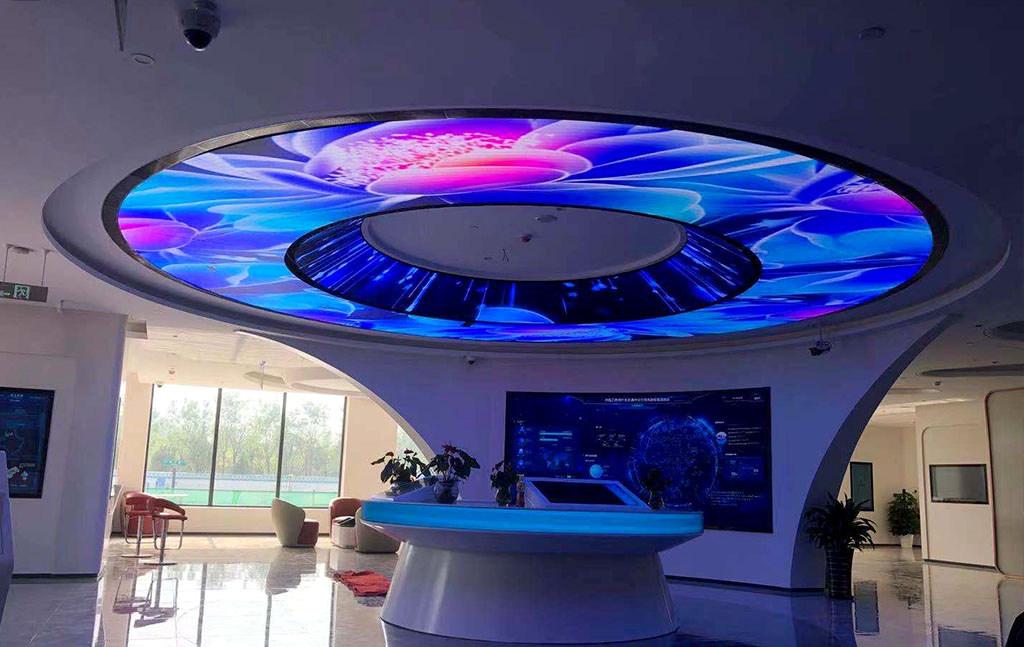 【银行数字化解决方案】中润光电助力中国工商银行营业厅完成数字化升级!