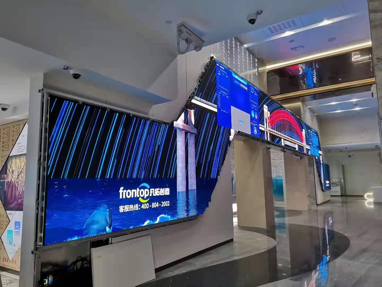 LED小间距显示屏如何选择?