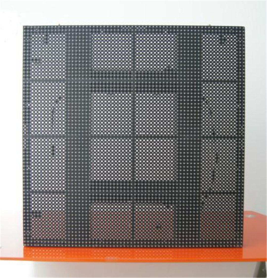 关于LED网格屏优势特点是什么?