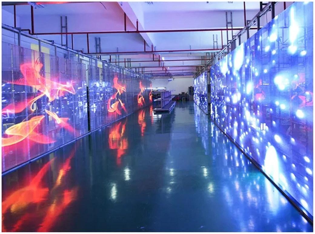 LED网格屏的特点及应用领域是什么?