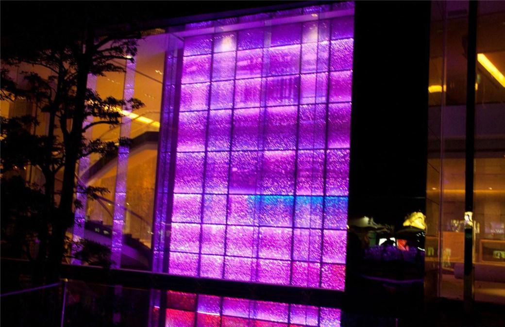 LED玻璃屏应用领域介绍