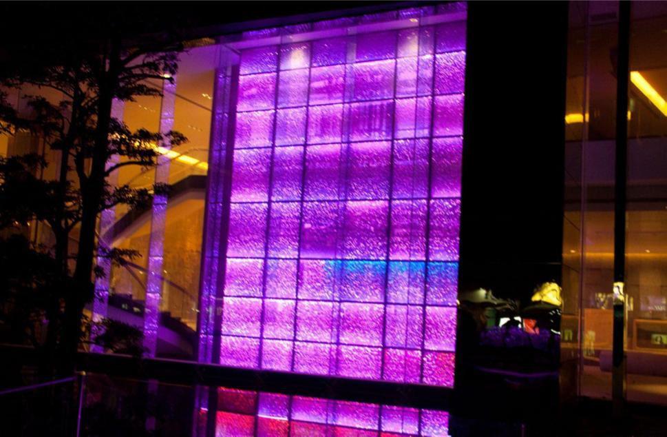 LED玻璃屏和LED透明屏有什么区别?