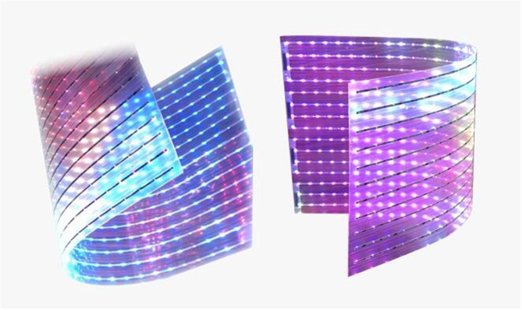 LED透明屏和LED玻璃屏之间有什么区别?