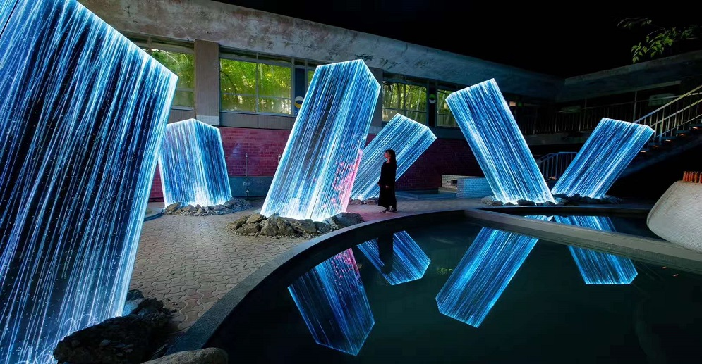 日本创意LED项目