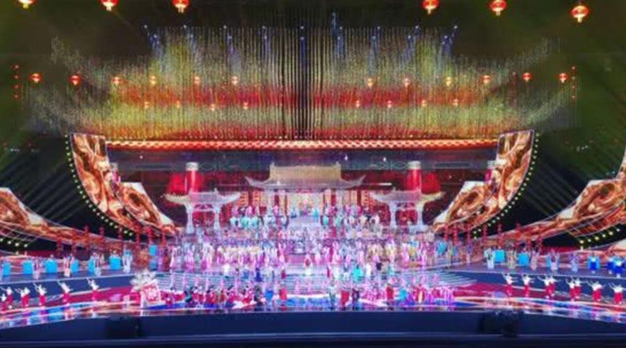 北京亚洲嘉年华LED-3D灯串