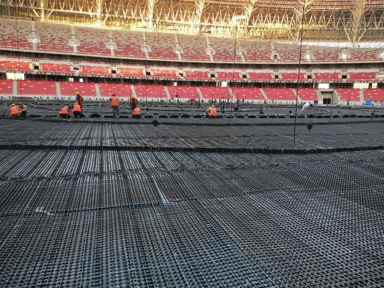 二青会8000平米大型网格屏