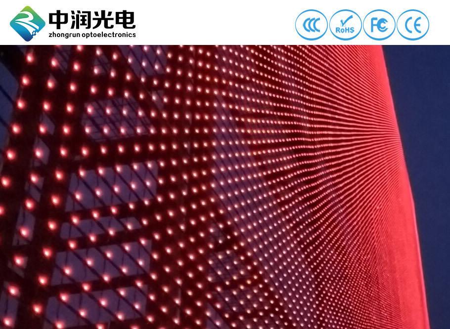 P100-LED网格屏