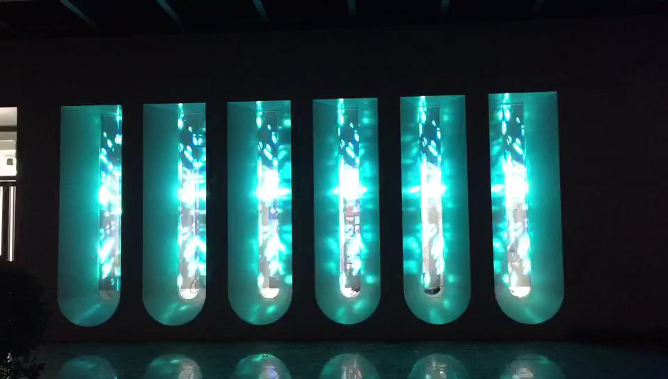 北京民生银行网点玻璃橱窗