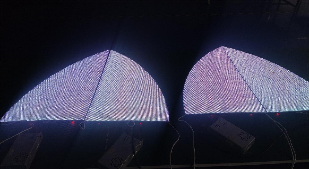 WTT澳门国际乒乓球赛事—P5贴膜屏案例