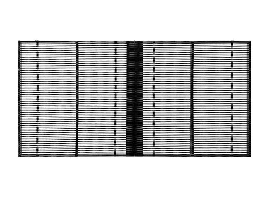 P7.8室内透明屏