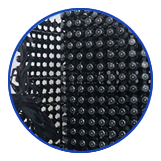 LED网格屏特点